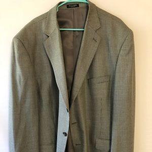 Men's blazer Macy's Stafford Collection sz 52L